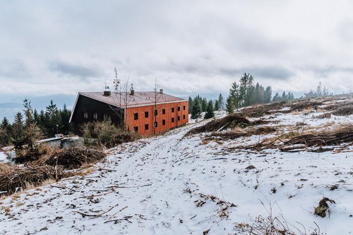horsky hotel kozubova