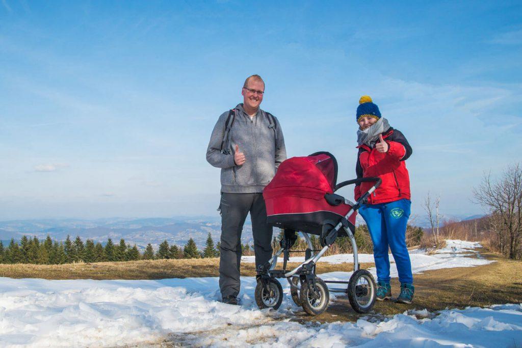 Gdzie w góry z dzieckiem w wózku?