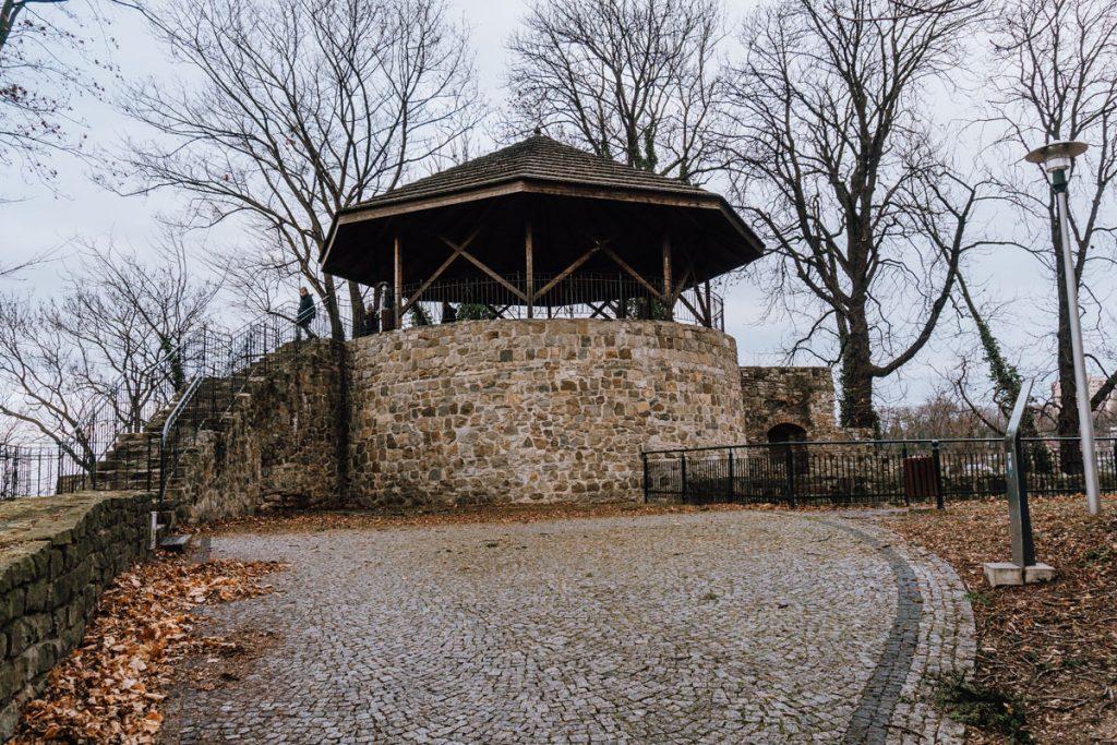 wieza ostatecznej obrony