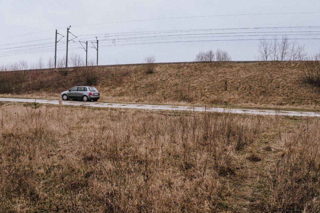 glaz mszczonowski parking