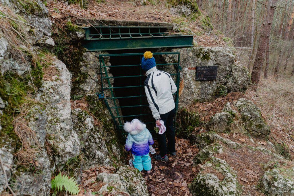 jaskinia rezerwat weze