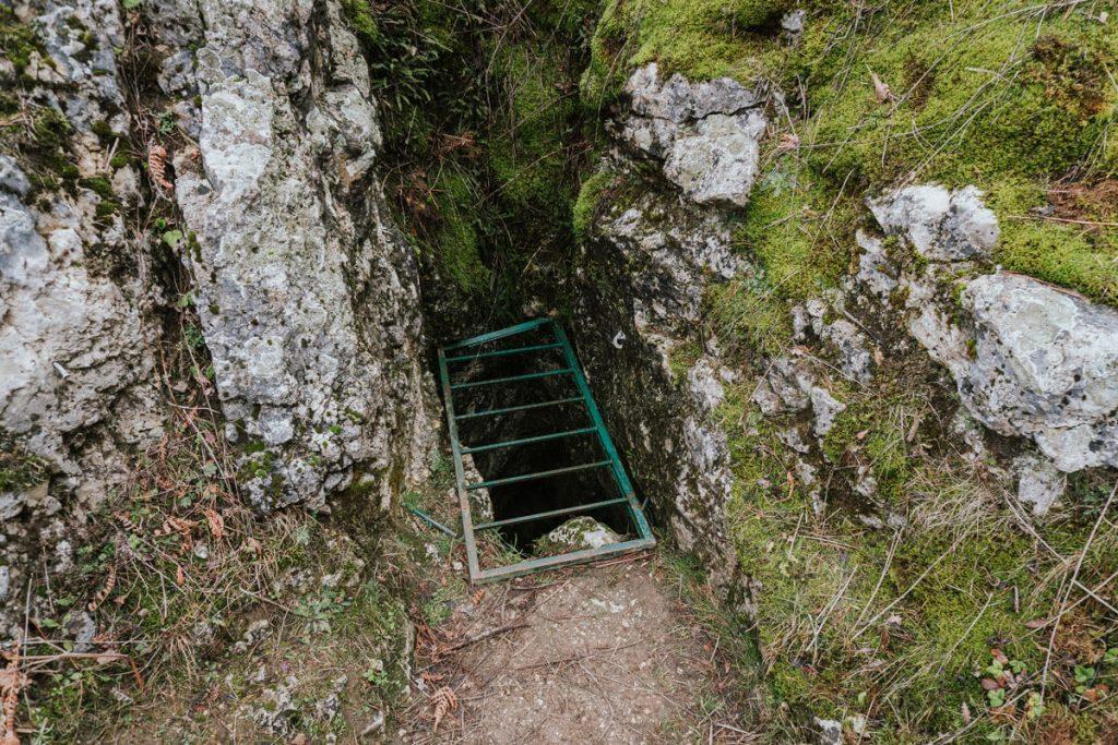 jaskinia zanokcica