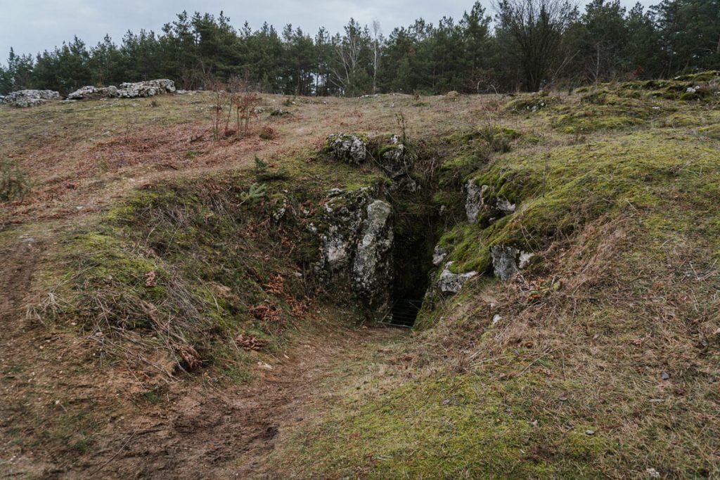 jaskinia zanokcica weze