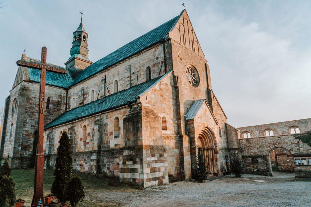 klasztor cystersow sulejow