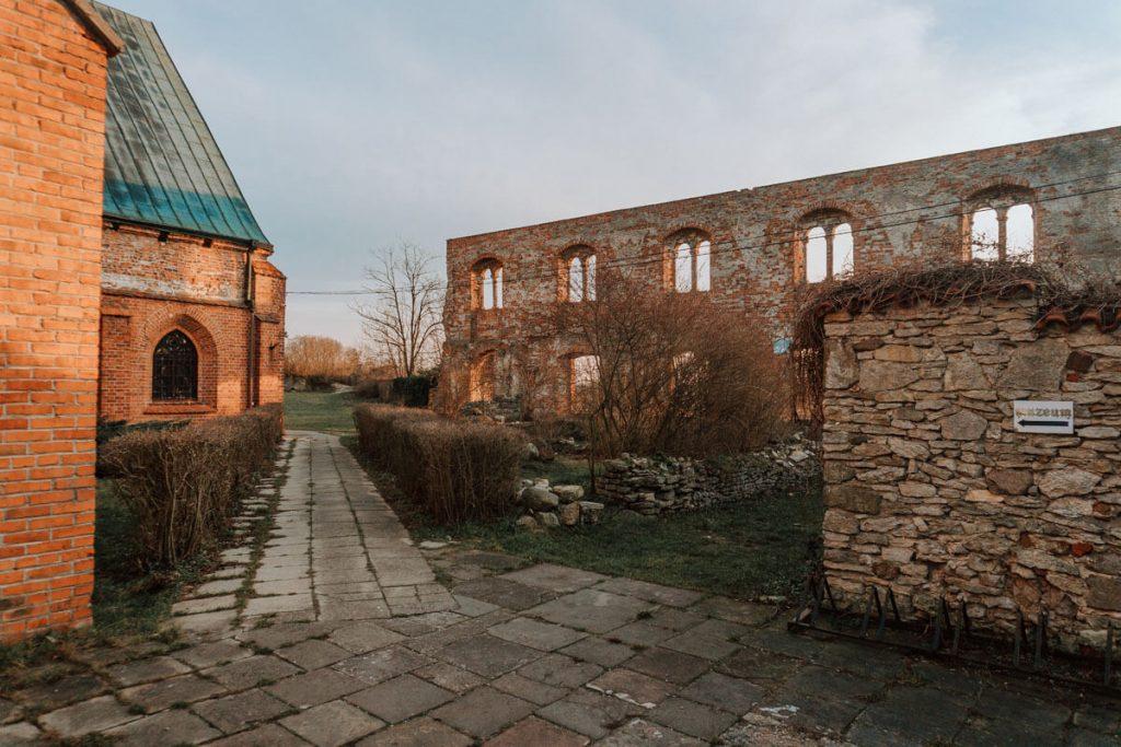 klasztor sulejow