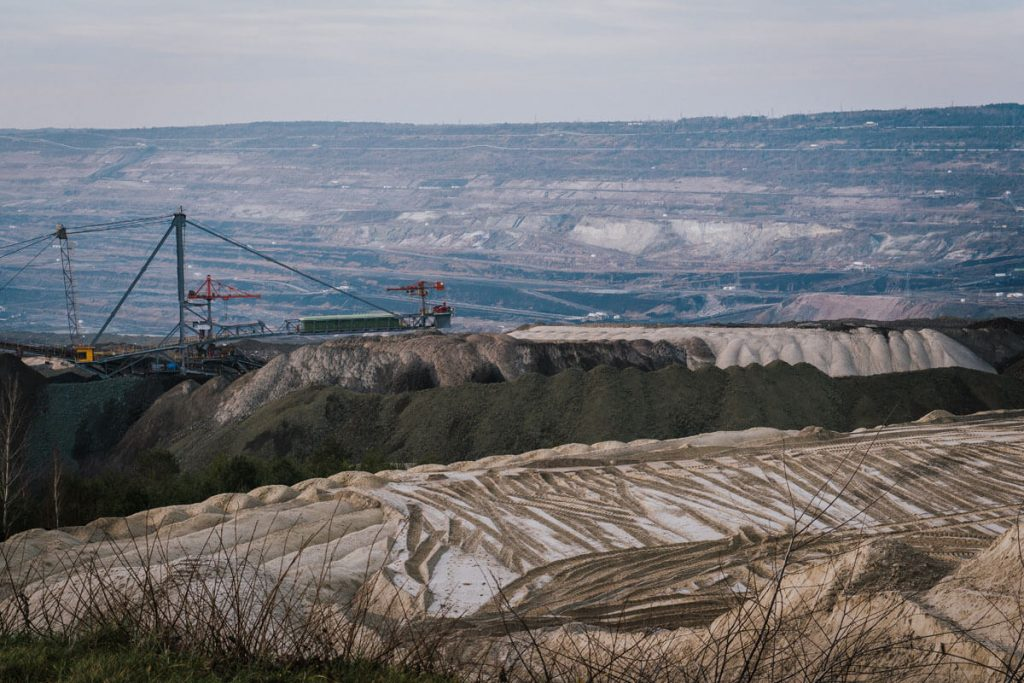 kopalnia belchatow