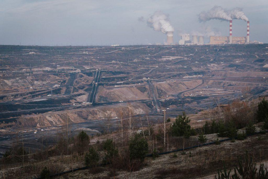 kopalnia belchatow z zlobnicy