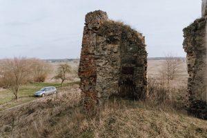 majkowice ruiny