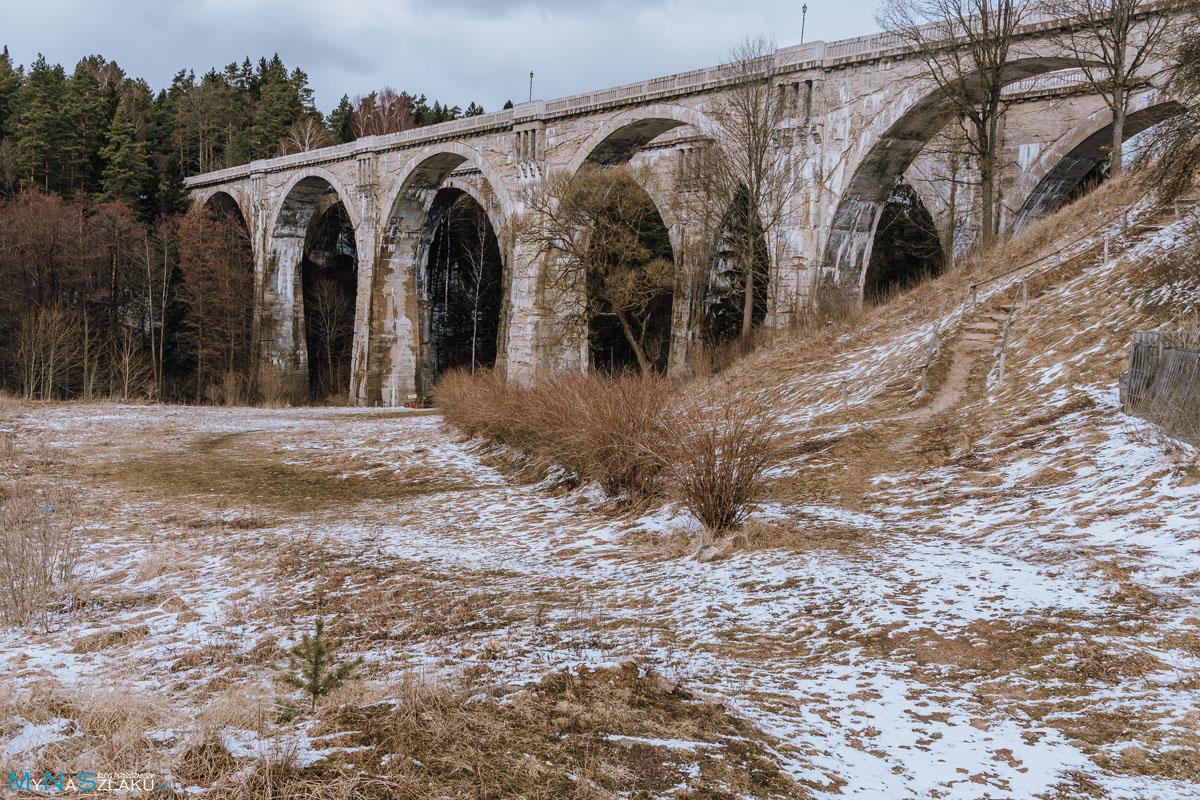 mosty w stanczykach zwiedzanie