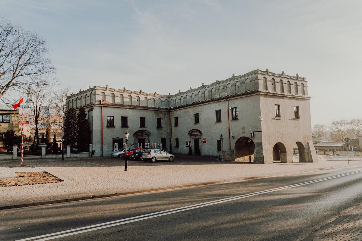 muzeum opoczno zamek