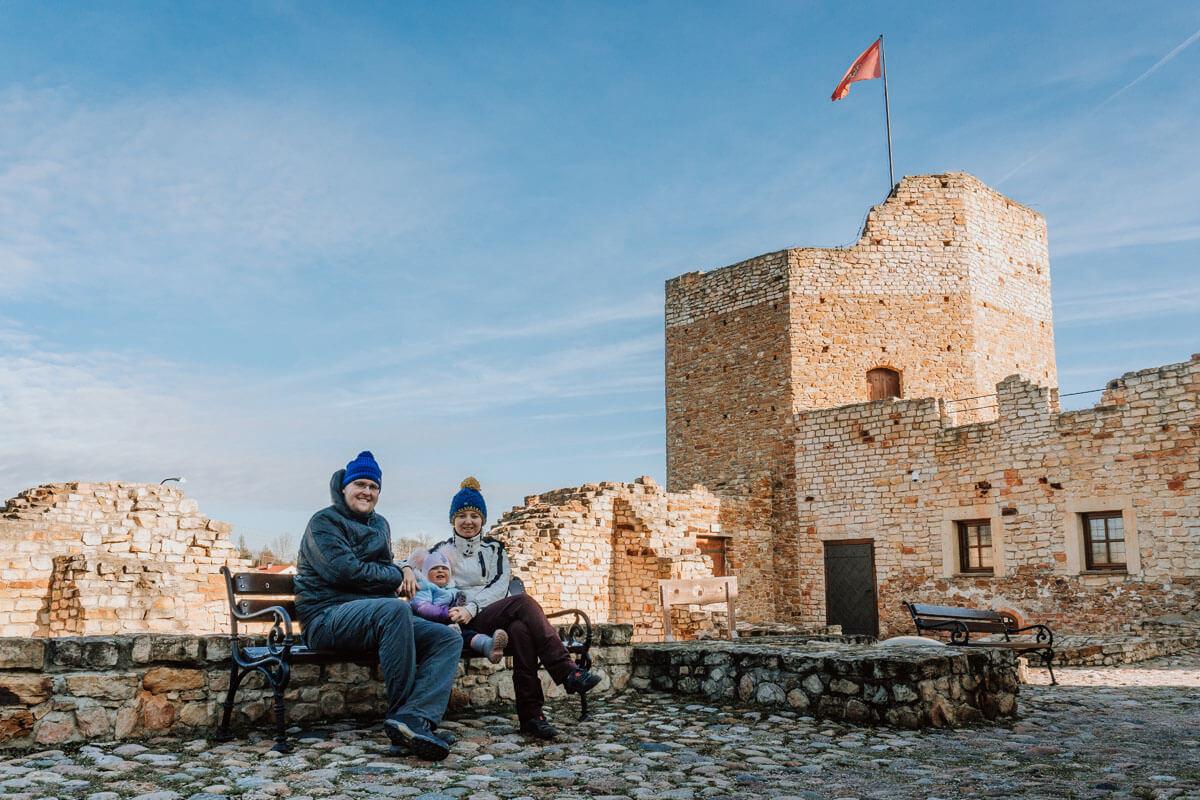 my na szlaku inowlodz zamek