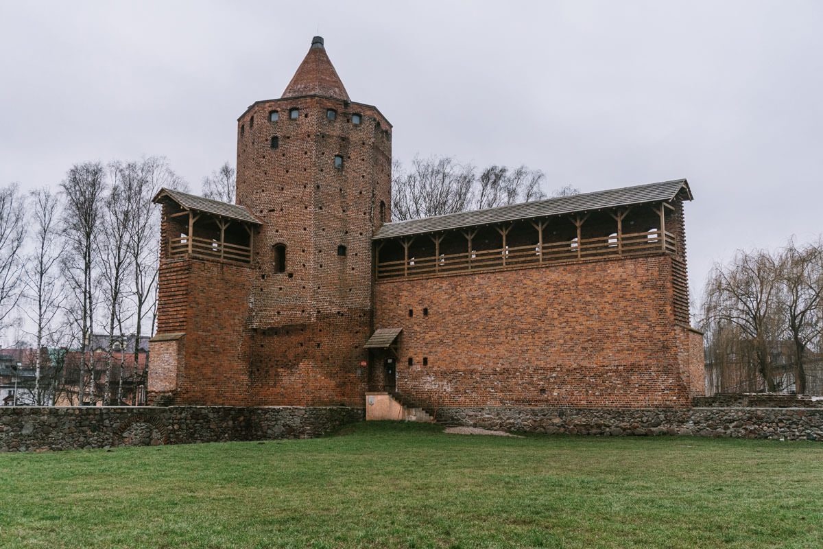 rawa mazowiecka zamek