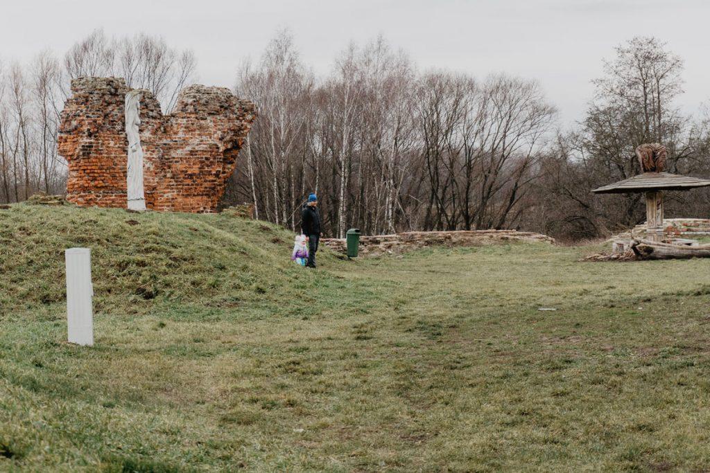 zamek boleslawiec lodzkie