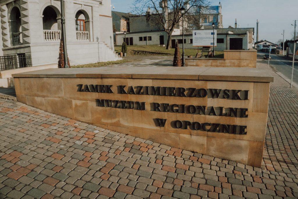 zamek kazimierzowski opocznie