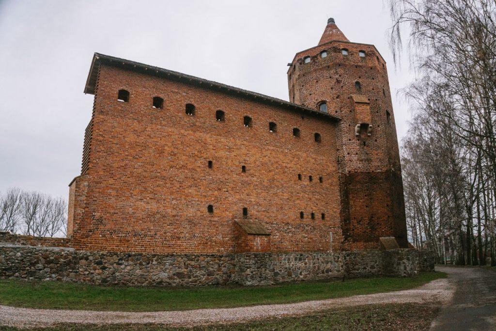 zamek ksiazat mazowieckich w rawie mazowieckiej