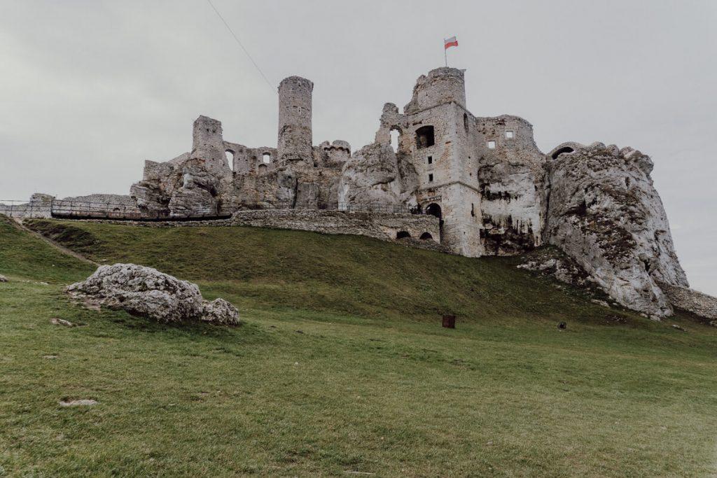 Najpiękniejsze zamki w Polsce -najciekawsze ruiny