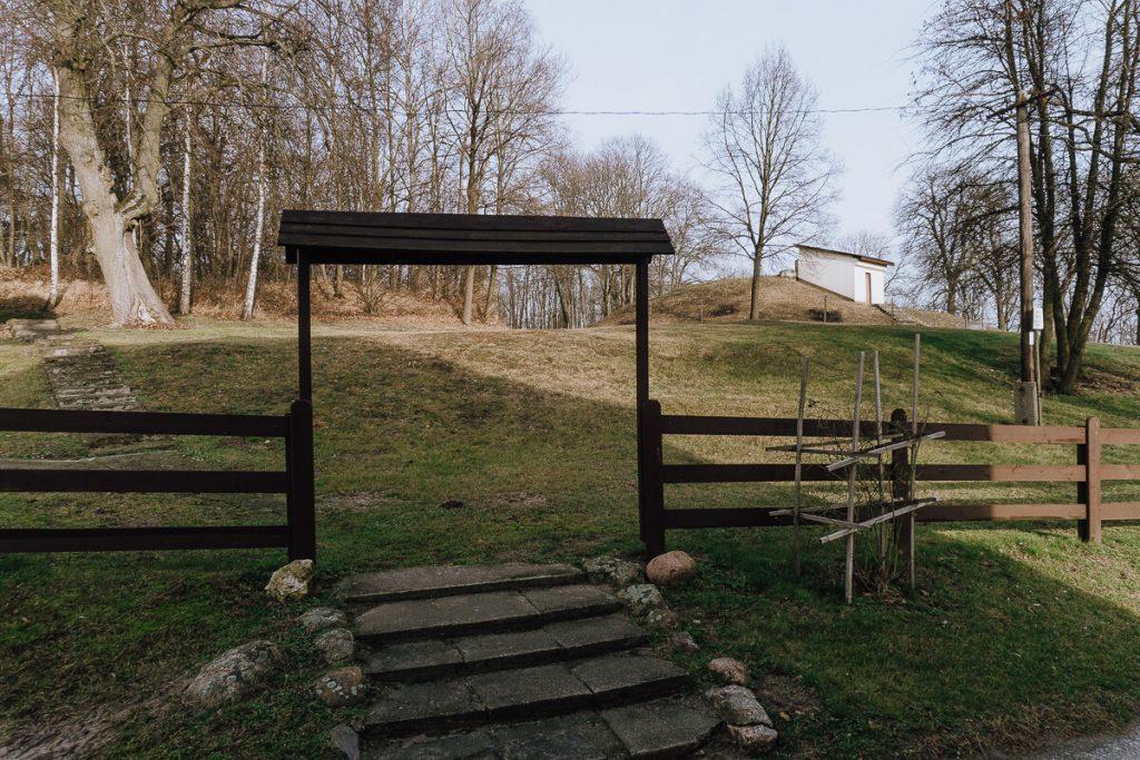 zwiedzanie zamku bakowej gorze