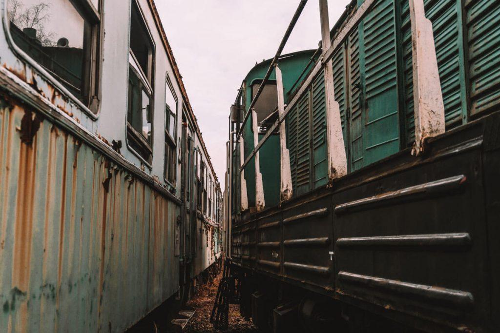 karsznice skansen lokomotyw