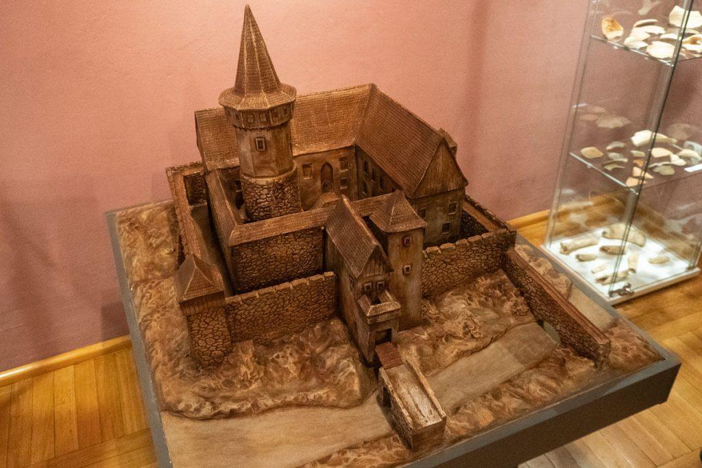 rekonstrukcja zamku w prudniku