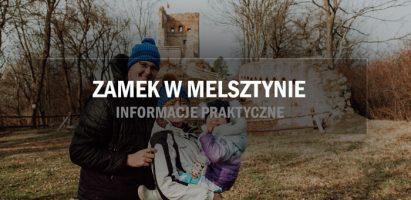 Zamek w Melsztynie – co kryje się w jego podziemiach?