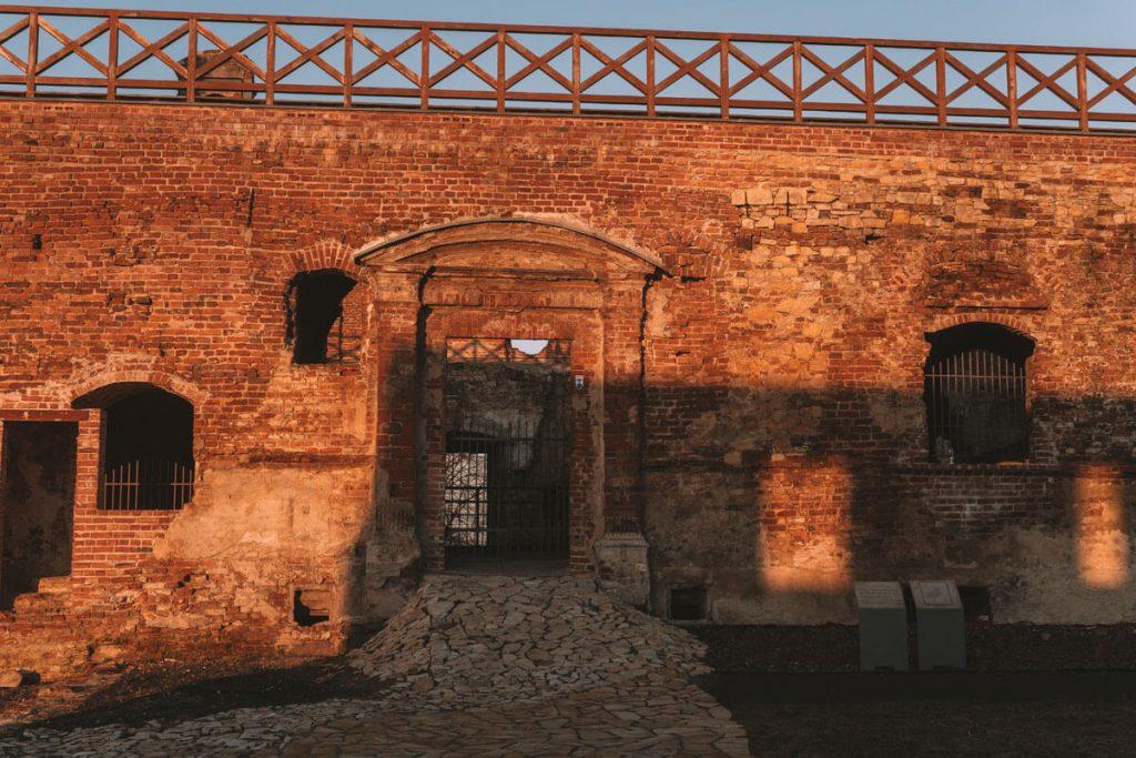ujazd zamek biskupow