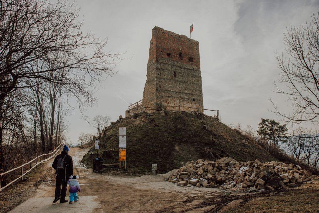 wycieczka do zamku w melsztynie