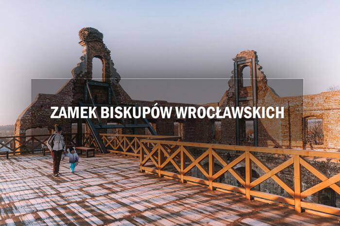 zamek biskupow wroclawskich