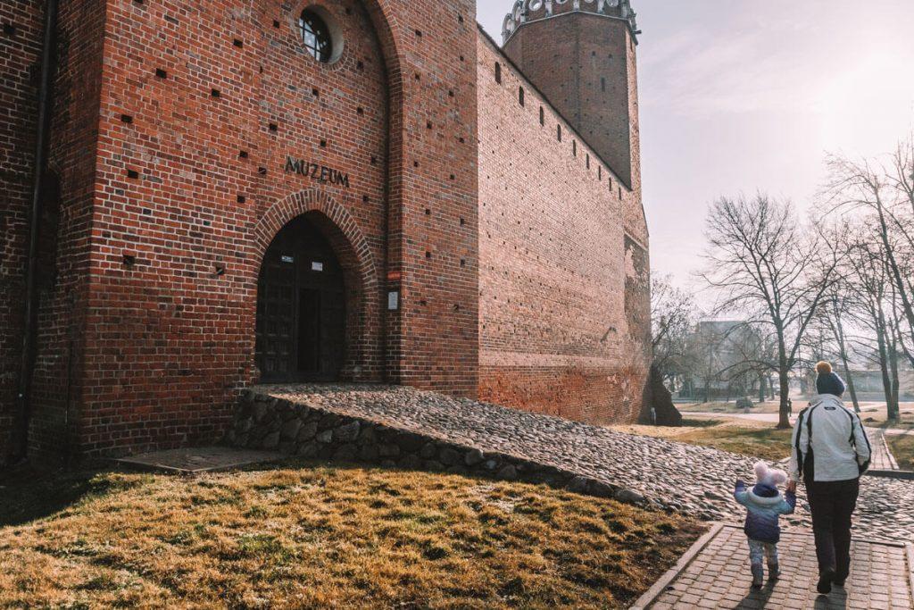 zamek w leczycy