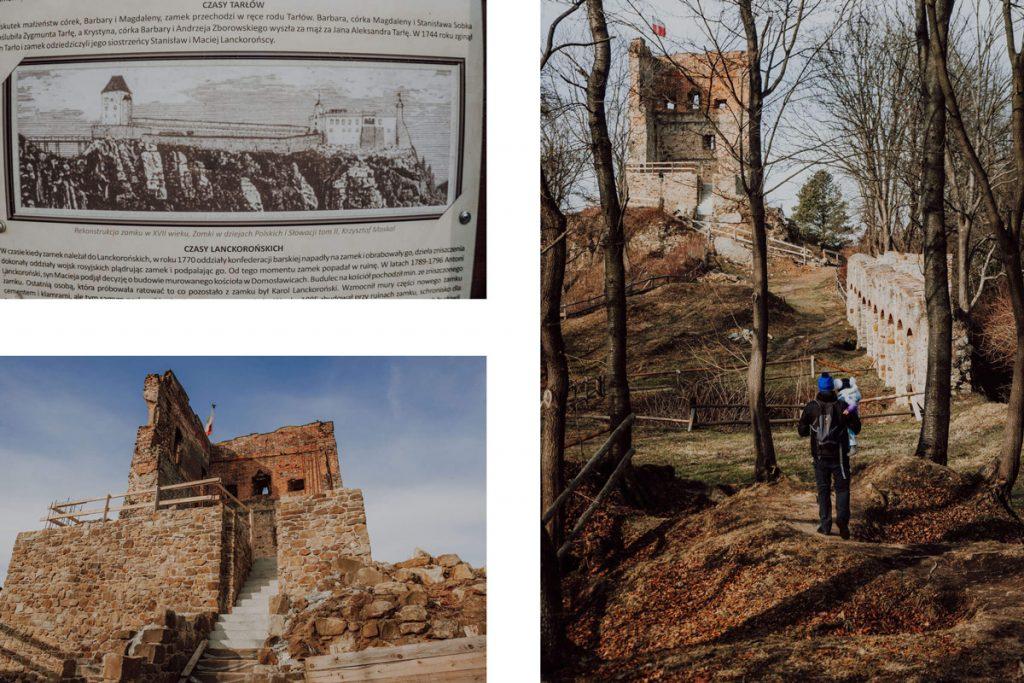 zamek w melsztynie rekonsrukcja