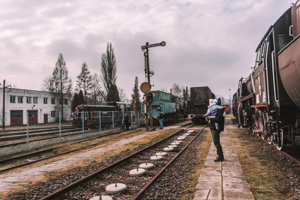 zdunska wola lokomotywy
