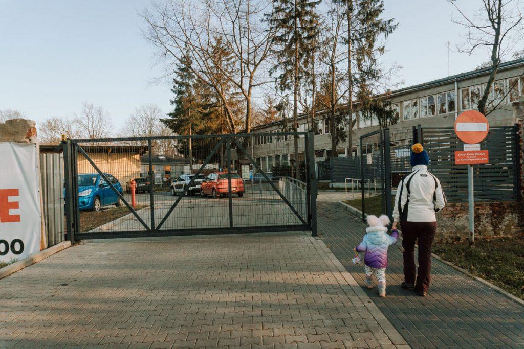 zoo lodz wejscie od krzemienieckiej
