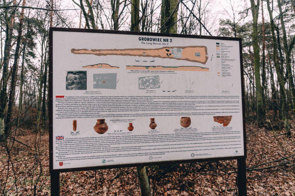 grobowce w sarnowie