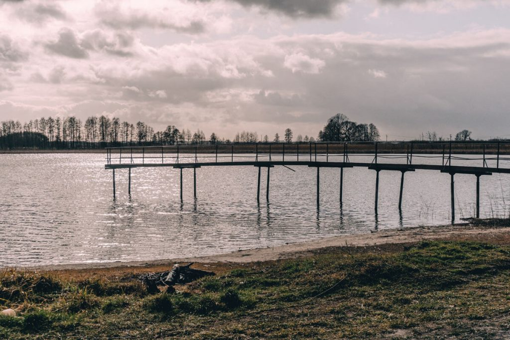 jezioro lubiechowskie