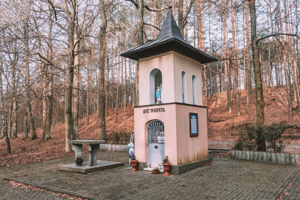 kapliczka studzionka