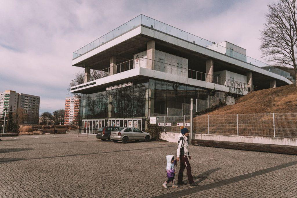 muzeum polskiej piosenki atrakcja opola