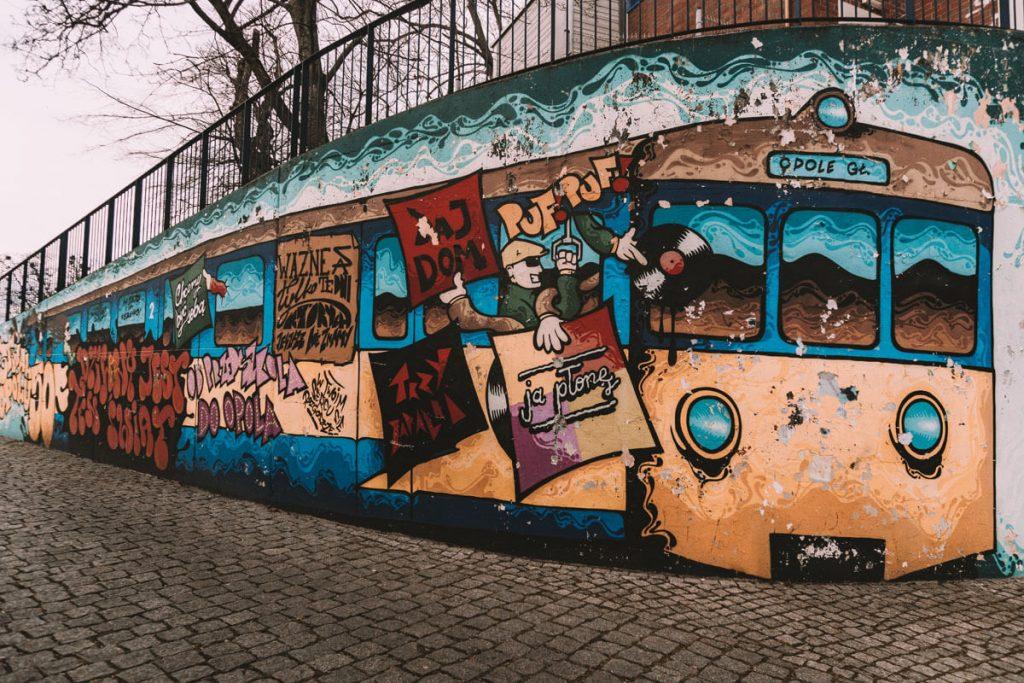 opole murale
