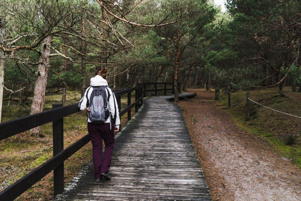 sciezki turystyczne slowinski park narodowy