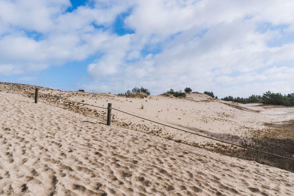 slowinski park narodowy wydma