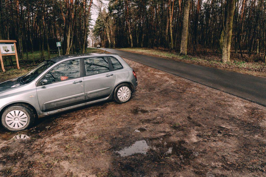 wietrzychowice parking