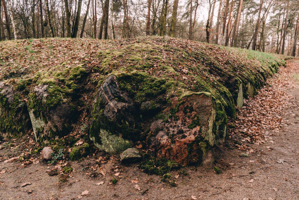 wietrzychowice rezerwat archeologiczny