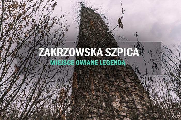 zakrzowska szpica gora szpica