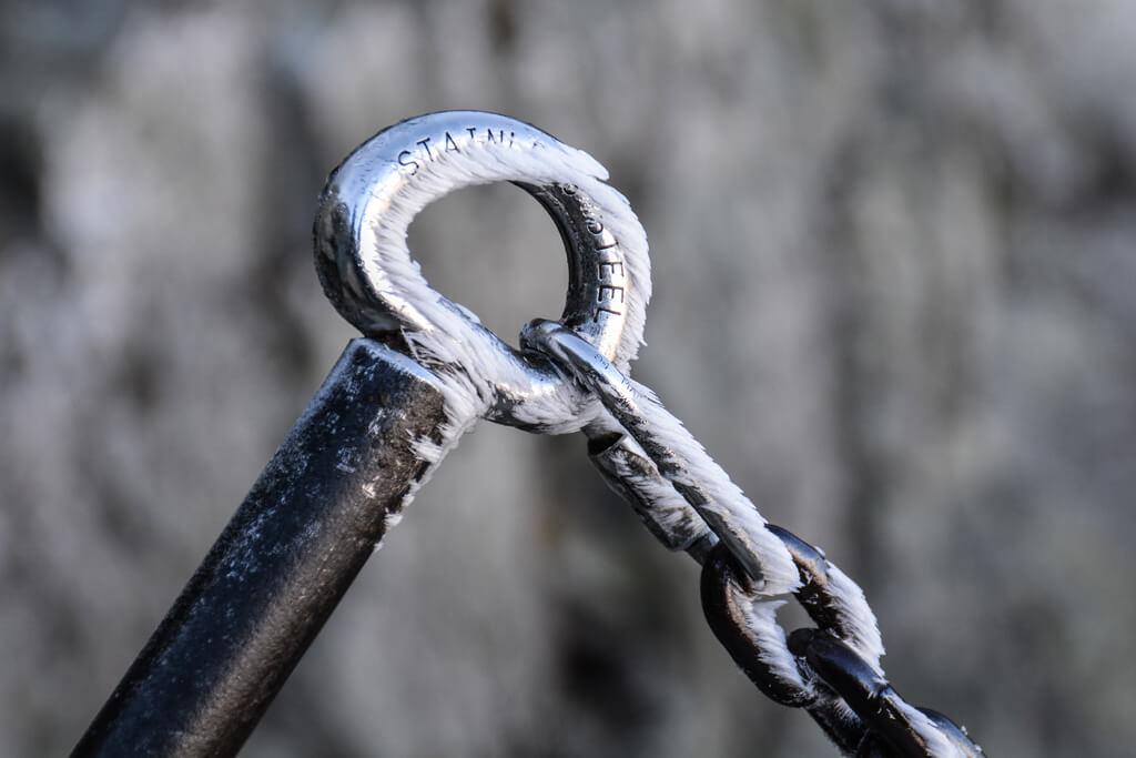 Łańcuchy na Rysy
