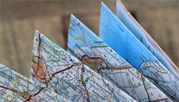 Darmowe mapy turystyczne