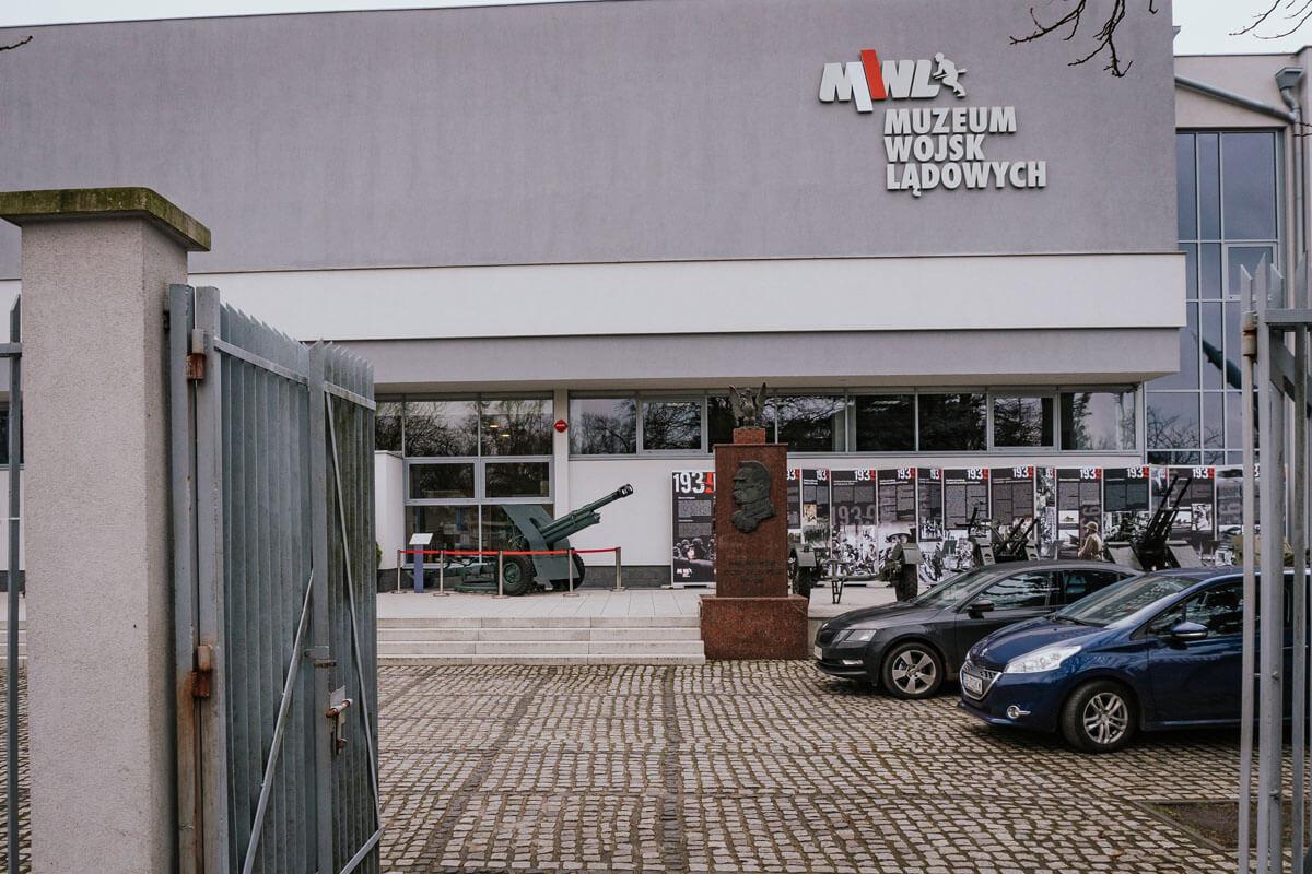 Muzeum Wojsk Lądowych w Bydgoszczy