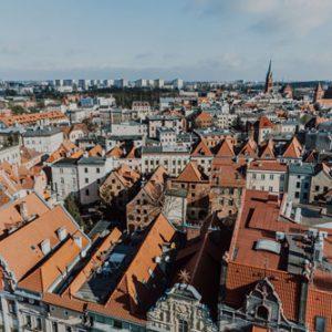 Wieża widokowa w Toruniu
