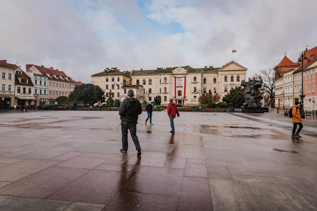 Rynek Starego Miasta w Bydgoszczy