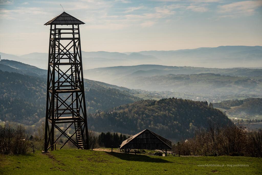 Wieża widokowa Jaworz