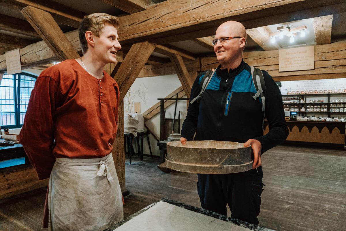 Żywe Muzeum Piernika w Toruniu