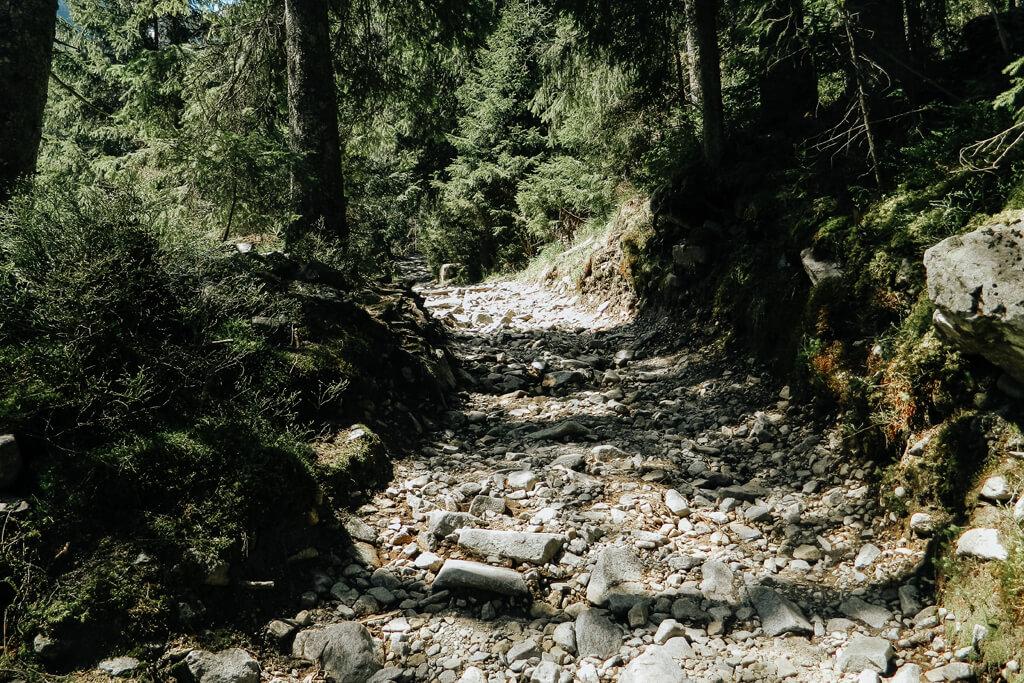 Trasa do Siklawy