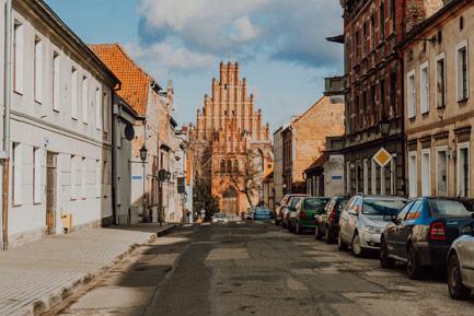 Chełmno - miasto miłości